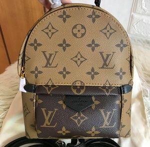 Louis Vuitton Mini Backpack Check Description